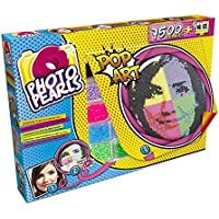 PhotoPearls-35935 Pop Art (Goliath Games 35935)