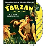 Tarzan Collection Starring Johnny Weissmuller