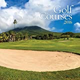 Best 2016 Calendars Golf Courses - Turner Golf Courses 2016 Mini Wall Calendar, 7 Review
