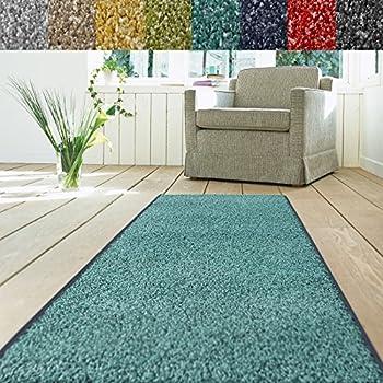 teppich l ufer luxury moderne shaggy optik mit flauschigem hochflor teppichl ufer in vielen. Black Bedroom Furniture Sets. Home Design Ideas