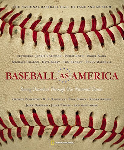 Baseball as America por Jacques Barzun