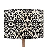 #7: Lampshade - Black & White