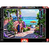 Jigsaw Puzzle - 3000 Pieces - Sung Kim : Tuscan Terrace