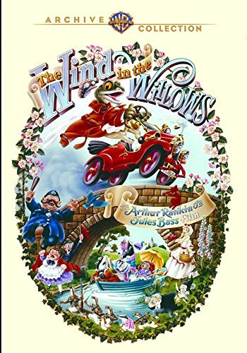 Wind in the Willows, The by Jules Bass