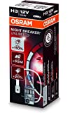 Osram NIGHT BREAKER UNLIMITED H3, 64151NBU, 12V, 1er Faltschachtel