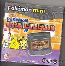 Pokemon Mini - Puzzle Collection - PAL