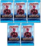 Magic the Gathering MTG Kaladesh - 5x Booster Pack - Deutsch - German