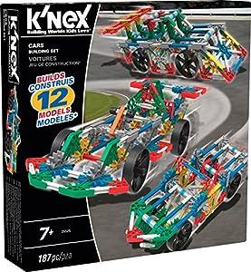 K'NEX 33867 - Building Set - Cars - 187 Pieces - 7+ - Bau- und Konstruktionsspielzeug