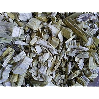 Rindenmulch / Holzhackschnitzel natur 60 Liter im Karton aus eigener Herstellung - aus dem Oberpfälzer Wald