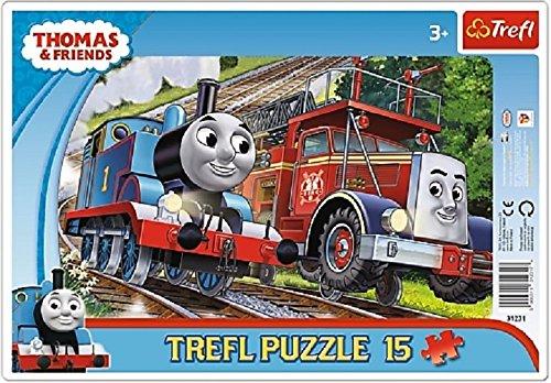 Puzzle ramkowe 15 Tomek i Felek