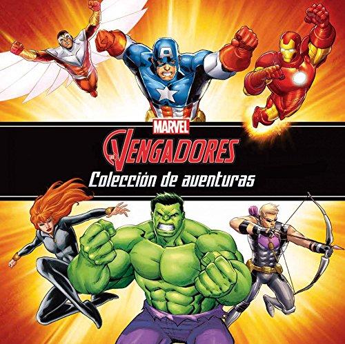 Los Vengadores. Colección de aventuras (Marvel. Los Vengadores) por Marvel