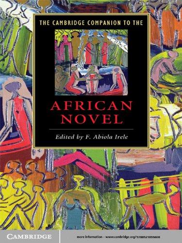 The Cambridge Companion to the African Novel (Cambridge Companions to Literature) (English Edition)