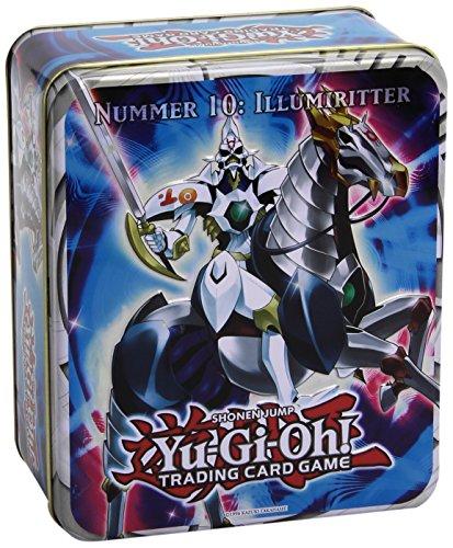 Amigo Spiel + Freizeit Konami 24191 - YGO YU-Gi-Oh. Tin 2011 - Wave 2 de, 1 Pièces (Assortis)