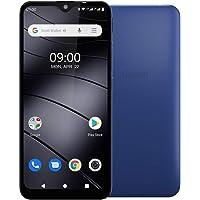 """Gigaset GS110 Smartphone (6,1"""" V-Notch HD-Display, Gesichtserkennung, Dual-Sim, 16GB Speicher, 1GB RAM, Akku 3000 mAh…"""