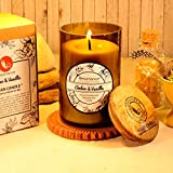 Best Amber Waxes - Resonance Candles Amber & Vanilla Fragrance Natural Wax Review