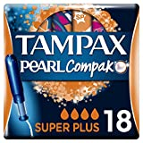 Tampax Compak Pearl Super Plus