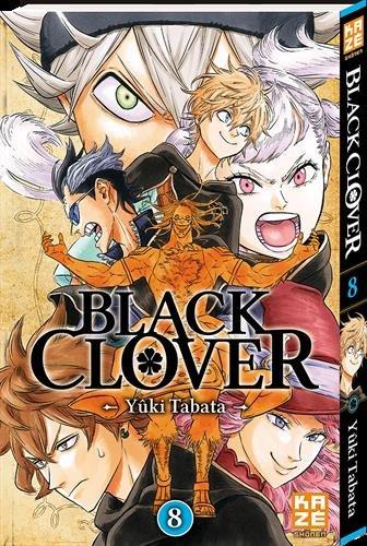 Black Clover, Tome 8 : Espoir versus dé...