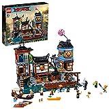 LEGO 70657 Ninjago City Hafen, bunt