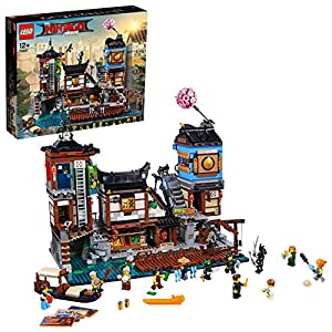 Lego Ninjago Porto City, 70657  LEGO