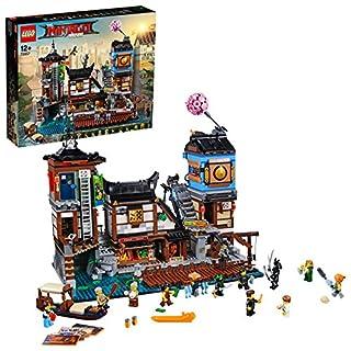 LEGO 70657 Ninjago City Hafen, Bunt (B0765B917F) | Amazon Products