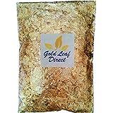 Feuille d'or Flocons–Full Sac Premium véritable apparence Flocon Doré 10g–13G