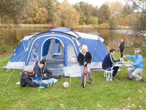Festival Zelt Octagon 8 : ᐅᐅ personen zelt günstig online kaufen vergleich