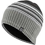 Marmot Jungen Striper Hat Mütze, Black, One Size