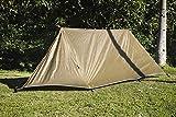 1T Gear OneTigris Camping Zeltplane wasserdicht, leicht, kompakt stark Hängematte Zelt (Wolfsbraun-M)