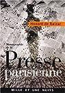 La Presse parisienne par Balzac