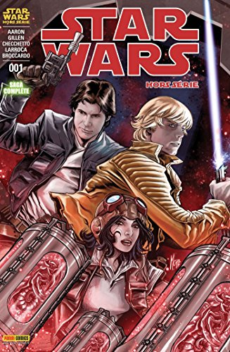 Star Wars HS n1 (Couverture 1/2)