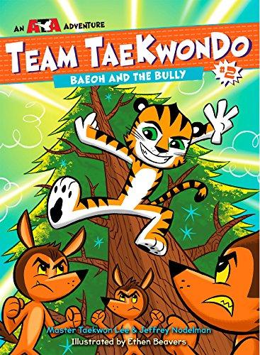 Baeoh and the Bully (Team Taekwondo) por Taekwon Lee
