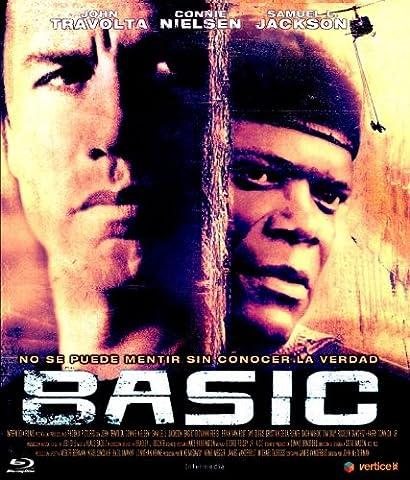 Basic (Blu-Ray) (Import) (2013) John Travolta; Connie Nielsen; Samuel L. Jac