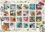 Heidi Oyuncak 4207Stempel Collage Kunst Puzzle