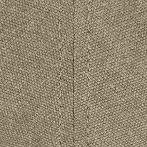 Stetson Gorra Hatteras Seward Canvas Hombre Gorro Ivy de algod/ón Verano con Visera Ribete Primavera//Verano