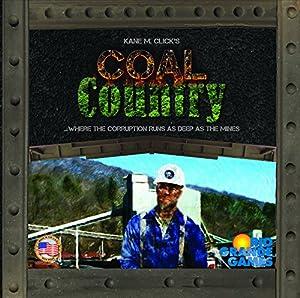 Rio Grande Games RGG538 Coal Country, Multicolor álbum de Foto y Protector