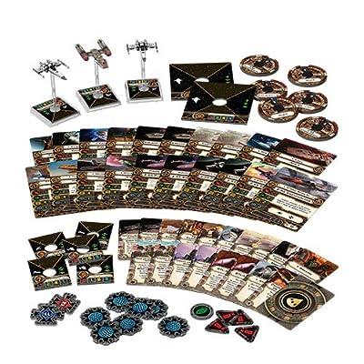 STAR WARS-Les Plus buscados, Jeu de Figurines (Edge Entertainment swx28)