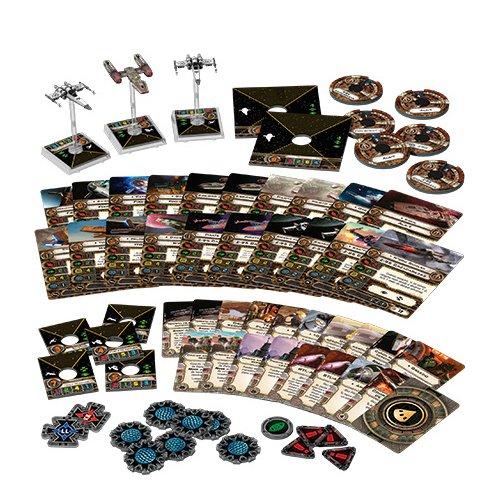 Star Wars - Los más buscados, juego de miniaturas (Edge Entertainment SWX28)