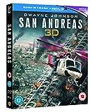San Andreas [Blu-ray 3D] [2015] [Region Free]