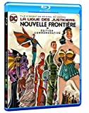 La Ligue des justiciers - La Nouvelle Frontière - Blu-ray - DC COMICS [Édition Commemorative]