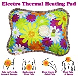 #6: D PEX Electric Rechargeable Heating Heat Pad for Full Body Pain Relief (Multi Color)