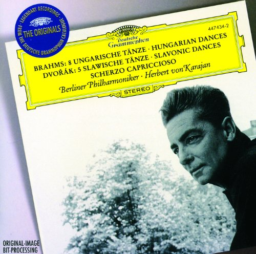 Brahms: 8 Hungarian Dances / D...
