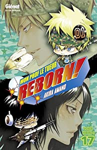 Reborn Edition simple Tome 17