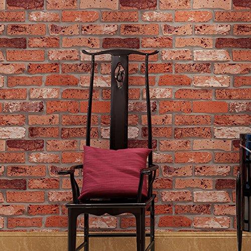asibg-home-wasserdicht-grun-retro-wallpaper-3d-muster-mauern-wie-backstein-tapete