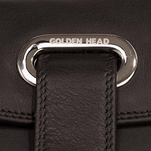 Golden Head , Portafogli Rosso (1 rot)