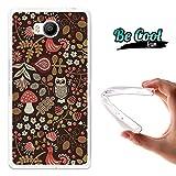 Becool® Fun - Flexible Gel Schutzhülle für Elephone