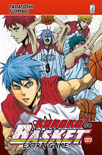 Kuroko's basket. Extra game: 1