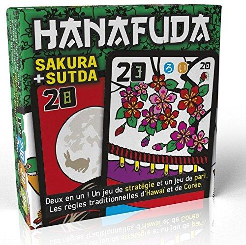 Sakura Sutda Hanafuda: by Robin red Games