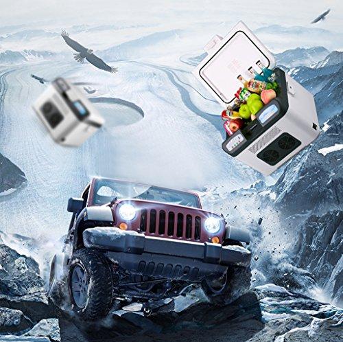 618%2BHB7IyhL - Refrigerador Portátil 26L Mini Cooler Nevera Congelador Medicamento Insulina Vaccine Refrigerador Calentador TG Car Home Travel Camping Picnic