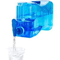 Balvi - Distributeur d'eau H2O de 5,5 litres, en Plastique PETG