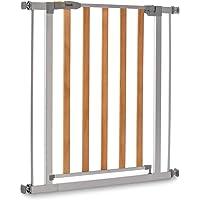 Hauck Cancelletto di Sicurezza per Bambini Wood Lock 2 / per Aperture da 75 a 80 cm / a Pressione / Porte e Scale…
